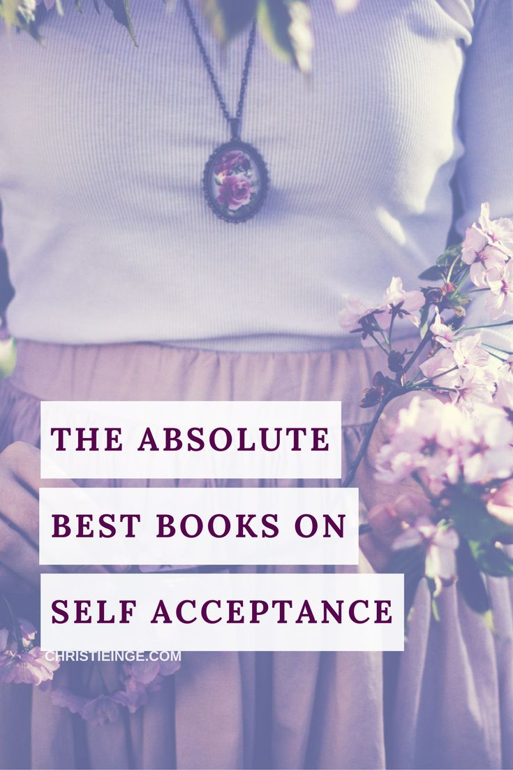 self love \ self acceptance \ books for women \ love yourself \ books on self acceptance