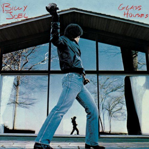 """Glass Houses was Billy Joel's 7th album, and his 6th with Columbia Records. It was recorded in 1979 and released in 1980. In 1981, it won for Best Male Rock Vocal Performance, as well as Favorite Pop/Rock Album. It was also nominated for Album of the Year and Favorite Pop/Rock Male Artist, but didn't win. It had his first number one song on it: """"It's Still Rock and Roll to Me."""""""
