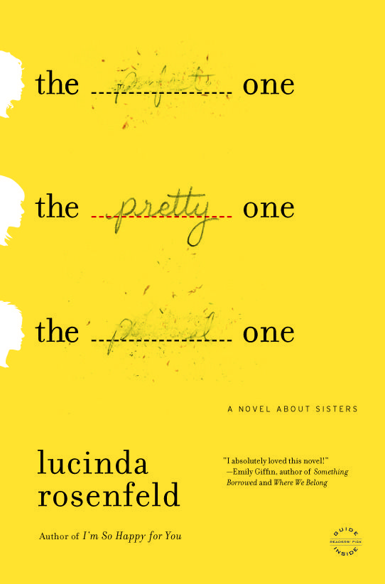 The Pretty One - cover design by Julianna Lee