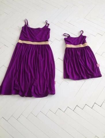 Mom and daughter dress - NANA wear