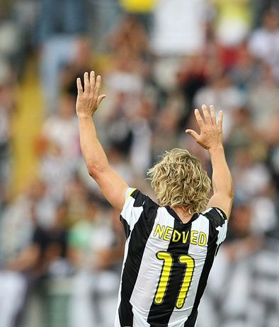 Pavel Nedved - Juventus Former Player