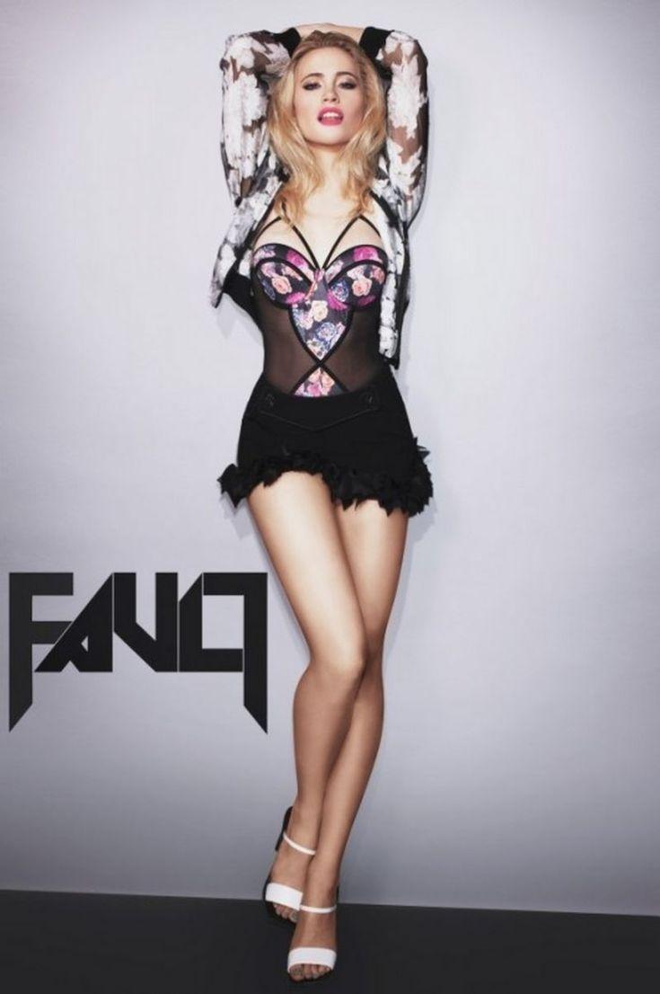 Pixie Lott – Fault Magazine July 2014