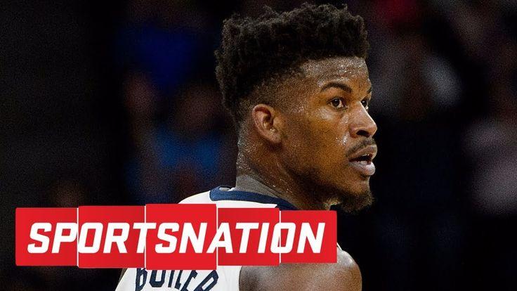 #news#WorldNewsJimmy Butler a legit NBA MVP candidate?   SportsNation   ESPN