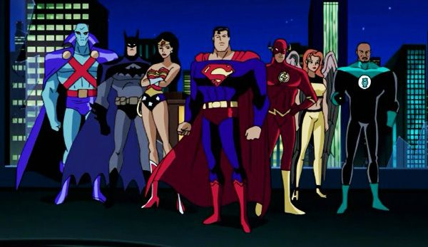 Justice League Unlimited—Season 2 Review |BasementRejects