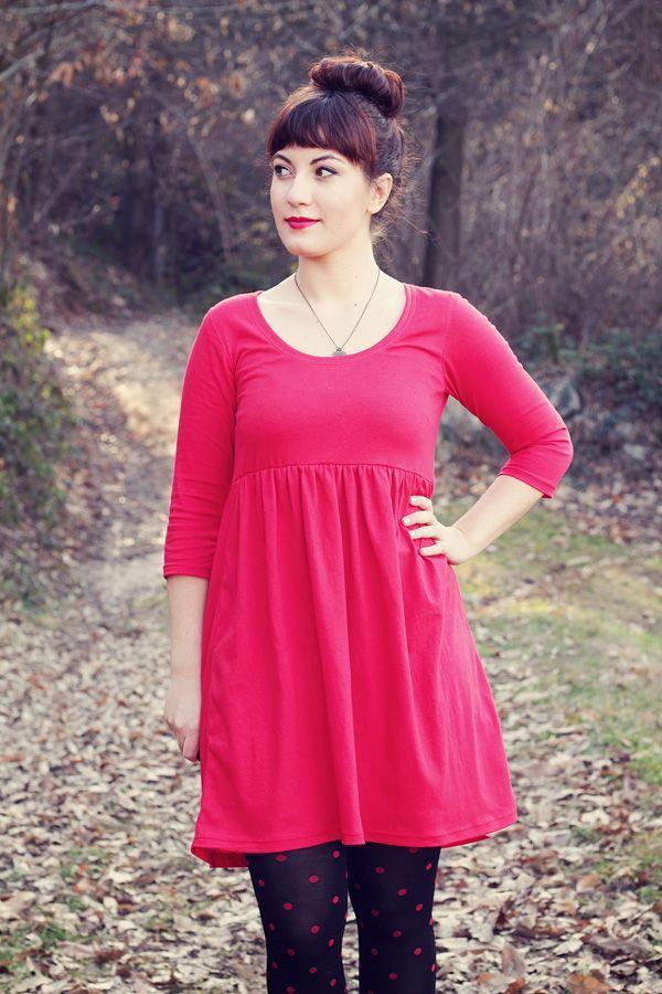 #Tutoriel# Une robe Plantain très facile