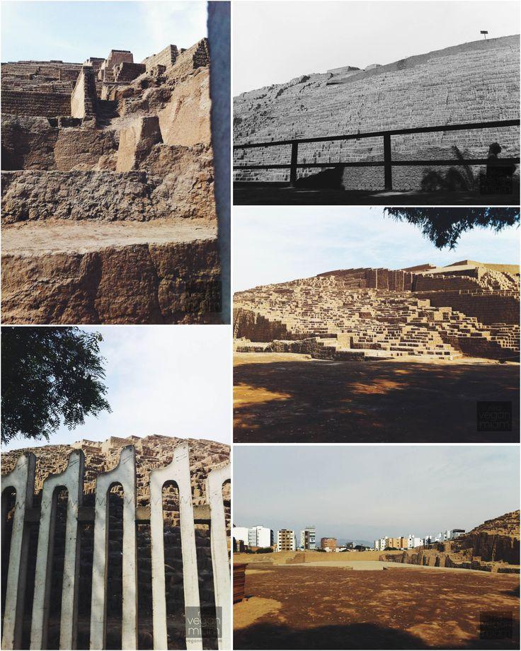 Huaca Pucllana (Adobe Pyramid) #Miraflores #Lima #Peru #Travel #Pyramid