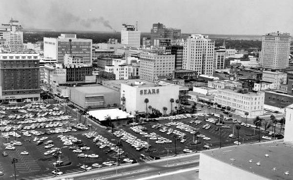 sears and the age of the downtown department store metro jacksonville ypa pinterest scenery. Black Bedroom Furniture Sets. Home Design Ideas