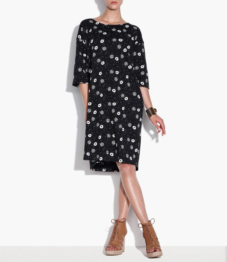 Image result for apc oversized imprime dress
