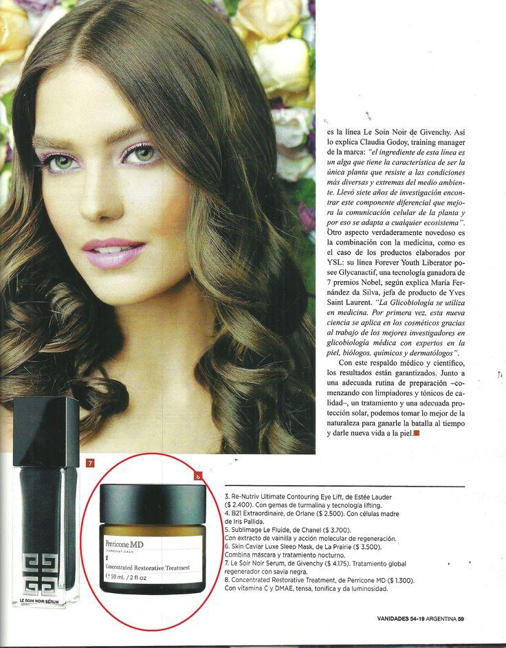 Revista Vanidades Septiembre 2014