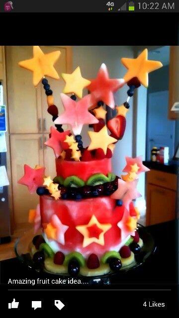 Fruit cake/ dessert