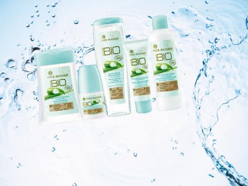 Succumb to Organic Beauty with Culture Bio Aloe Vera! #yvesrocherusa #organicbeauty