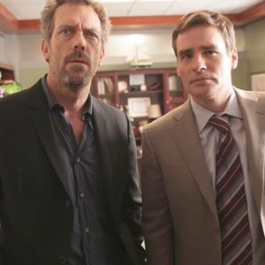 Gregory House and James Wilson