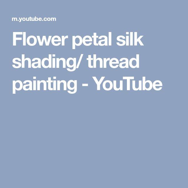 25  unique thread painting ideas on pinterest