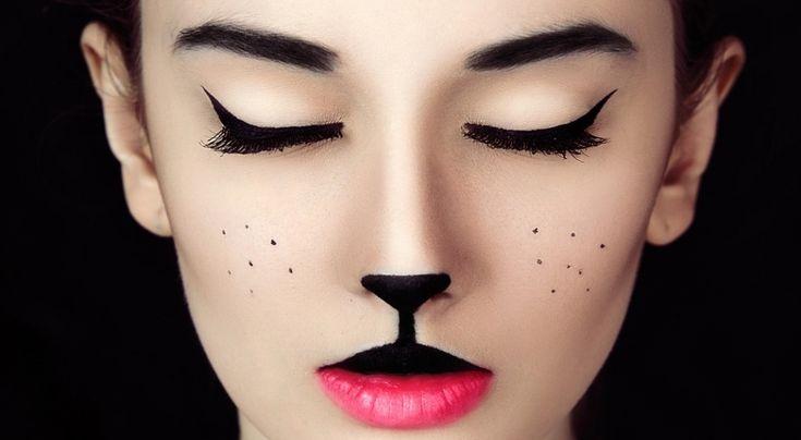 Cómo hacer un maquillaje Cat-Eyes perfecto y paso a paso - http://www.bezzia.com/maquillaje-cat-eyes-perfecto-paso-paso/