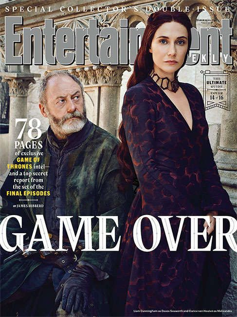 Game Over Melisandre And Davos In 2019 Got Game Of Thrones