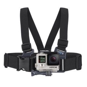5.Top 10 Best Mount Harness for GoPro Reviews in 2016