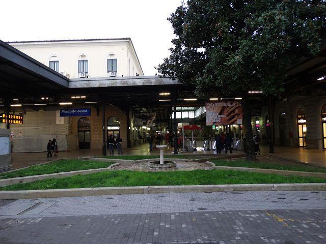 Emotional Treasurer: Путешествие на вокзале в Болонье