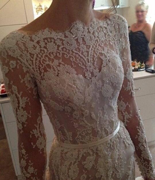 lace dress #fashion #dressmaking