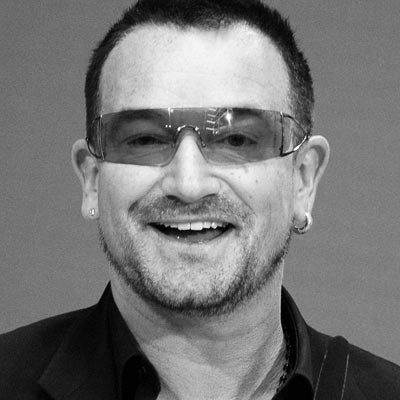 Bono picks 8 talks that express powerful ideas -- and shares exactly why each needs to be spread far and wide.