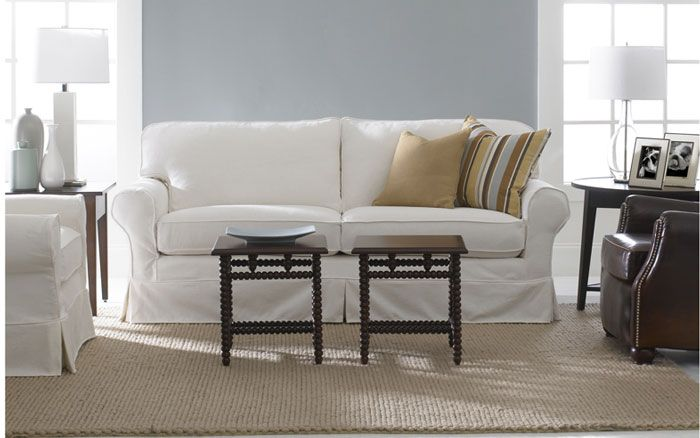 Alexa 83 Slipcovered Sofa By Mitchell Gold And Bob Williams Living Room Pinterest Bobs