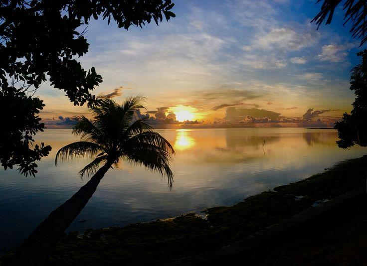 Wanci @sunrise, Sulawesi, Indonesia