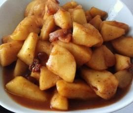 Recipe Stewed Apples by jazzfreak - Recipe of category Desserts & sweets