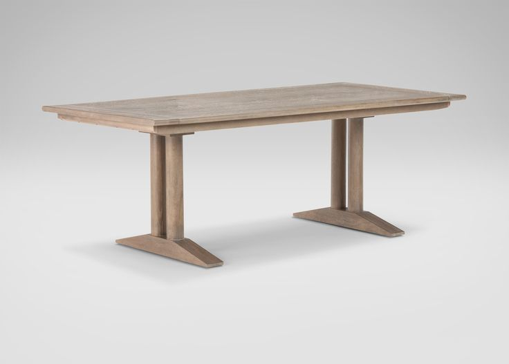 Buy Ethan Allenu0027s Sayer Extension Dining Table Or Browse Other Products In Dining  Tables.
