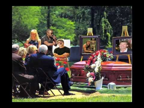 VMA's Kanye West at Patrick Swayze's funeral