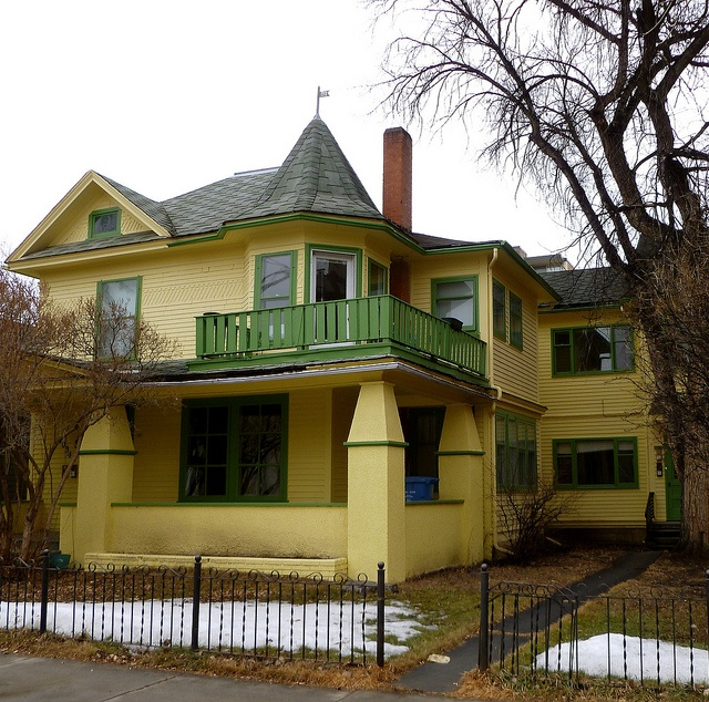 *Beltline (Connaught)... *Need info... Yellow house.... Photo by BillLongstaff, via Flickr