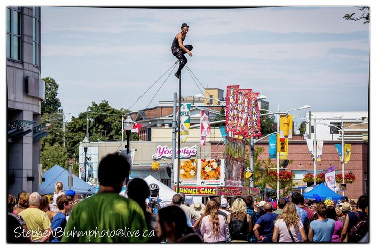 Kitchener Waterloo Buskers