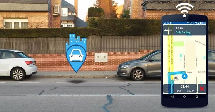 """Parkifast: """"Somos la única app en el mercado del aparcamiento que cuenta con algoritmos de detección automática"""""""