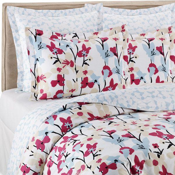 "Swedish Bed Linens Part - 18: DVF Studioâ""¢ Swedish Meadow Duvet Cover"