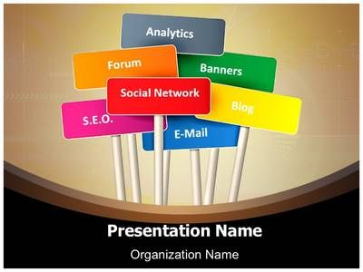 218 best computer and networking powerpoint templates images on internet marketing powerpoint template is one of the best powerpoint templates by editabletemplates toneelgroepblik Image collections
