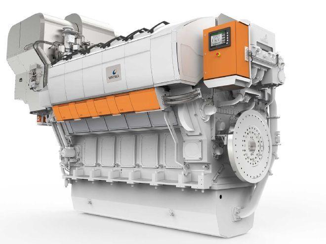 Pin The World-Record-Holding Wartsila 31 Diesel Engine