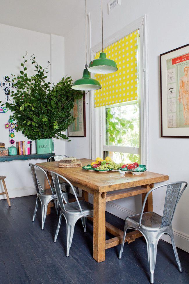 L'appartement de Lucy Fenton à Melbourne