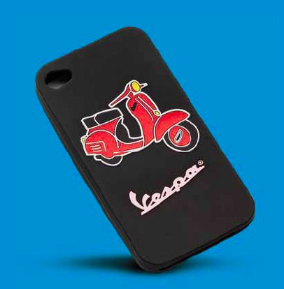 Vespa iPhone Case #Vespa #scooter #merchandising #iphone #cover