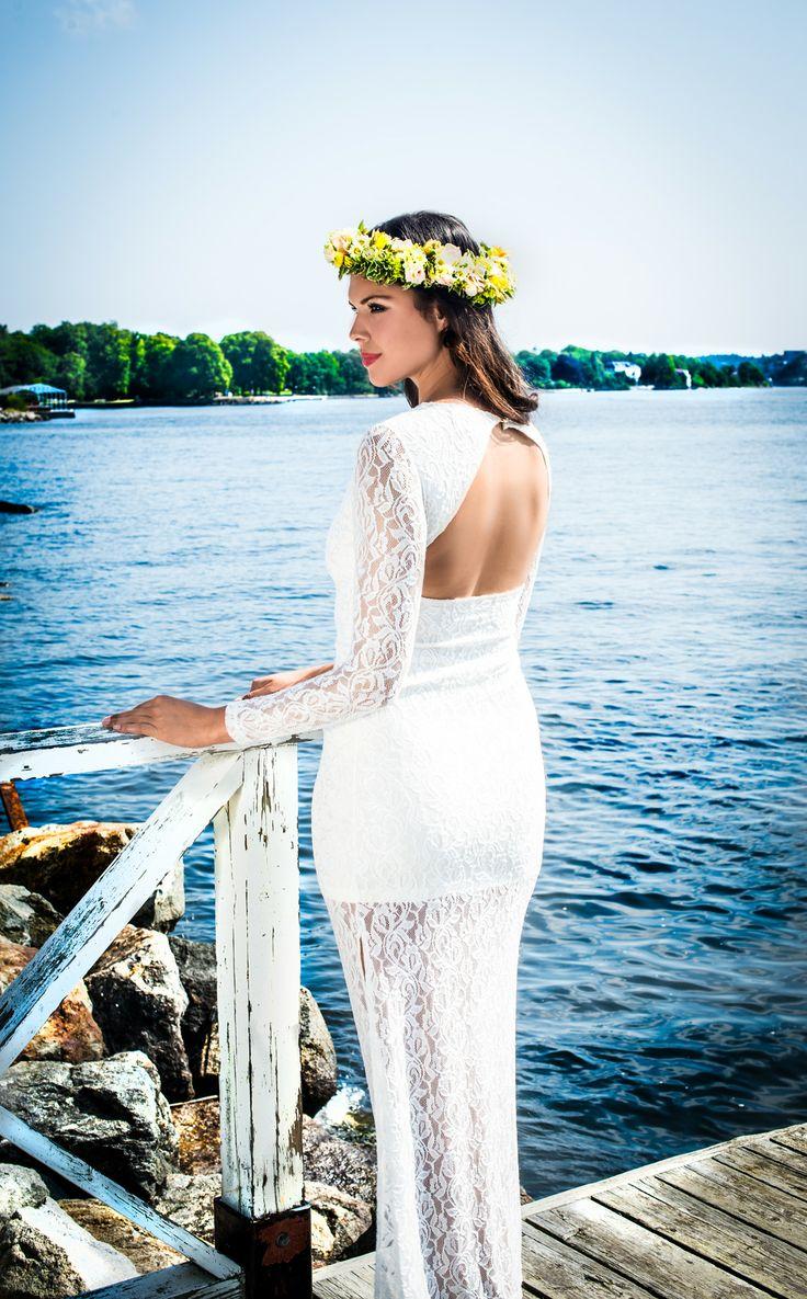 Evelina Dress from Dry Lake