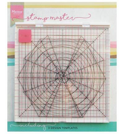 The Stamp Master   Marianne Design, LR0009