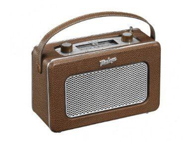 Akai APR200 - Radio (Portátil, Analógico, AM, FM, 253 mm, 102 mm, 170 mm) Marrón: Amazon.es: Electrónica