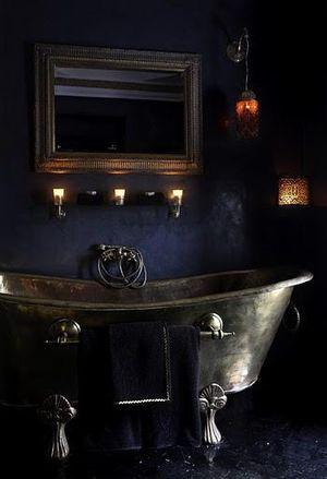 Dar Jaguar Freestanding Copper Bath