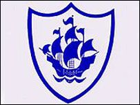 Blue peter badge