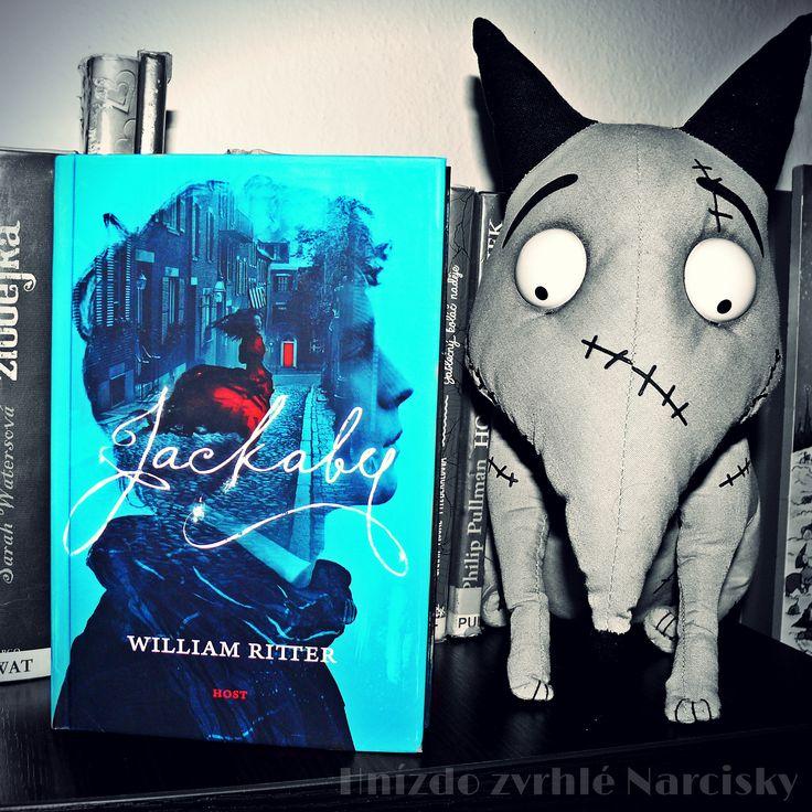 Jackaby - William Ritter http://www.narciska.cz/2016/02/potrhly-detektiv-kachna-jine.html