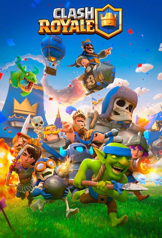 La nuova schermata é fighissima!!! | Jogo clash royale