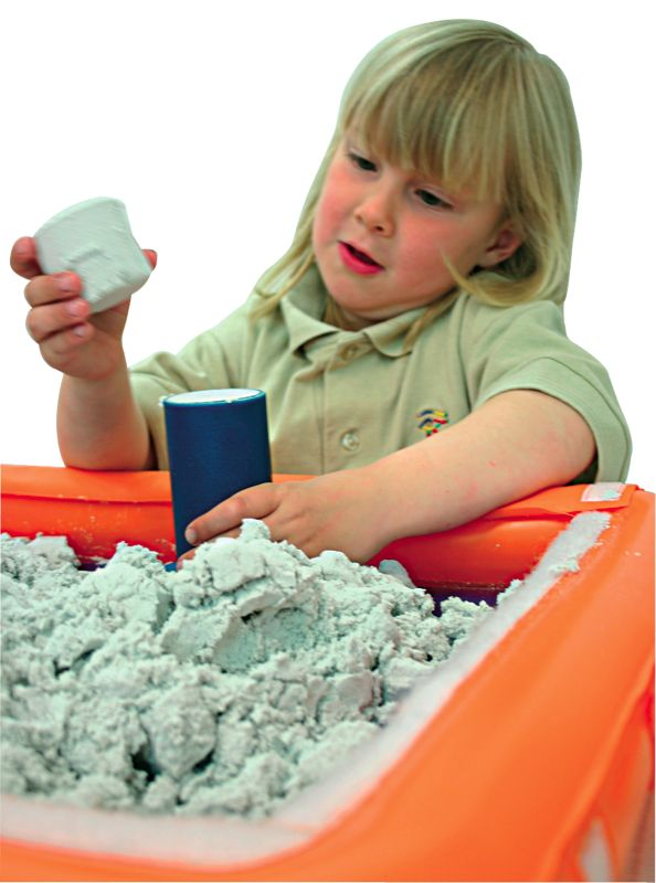 Shape It Sand Set of 5 Colours 2.2kg Each $137 Mould, sculpt, paint. Sand never dries out and is entirely safe for all ages.