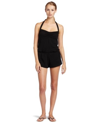 LnA Womens Onesie Elastic Waist Short womens-jumpsuits-rompers: Lna Womens, Short Womens Jumpsuits Rompers, Womens Onesie, Elastic Waist, Onesie Elastic, Shorts, Short 19 29, Waist Short