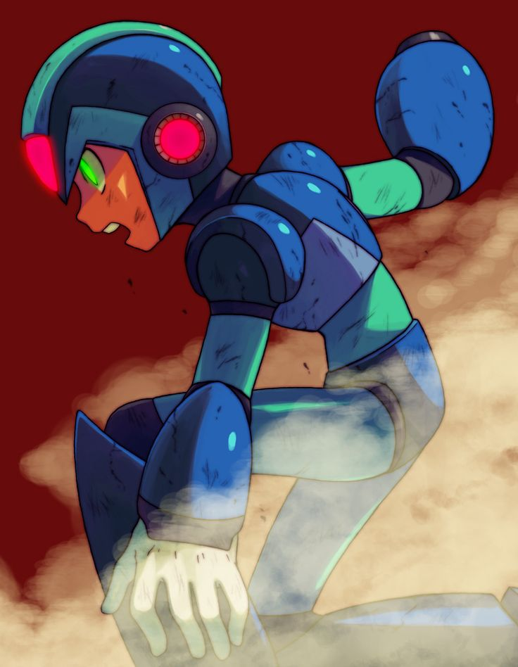 Mega Man X    I remember playing the ROMs of this game