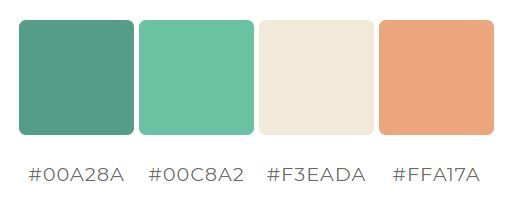 Arcadia color inspo, wedding planning