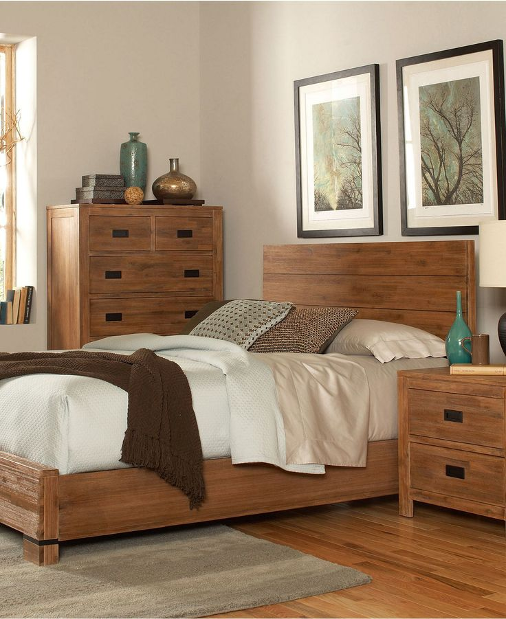 Champagne Bedroom Furniture Sets & Pieces - furniture - Macy's