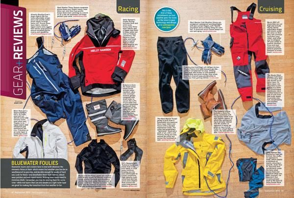 Foul-Weather Gear Review Part 1 | Sail Magazine http://www.pinterest.com/search/pins/?q=foul%20weather