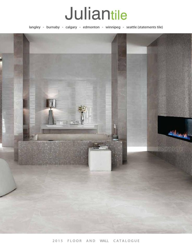 Floor/Wall Tile Catalog. Please visit our website to view any of the tiles in the catalog at :http://www.juliantile.com/